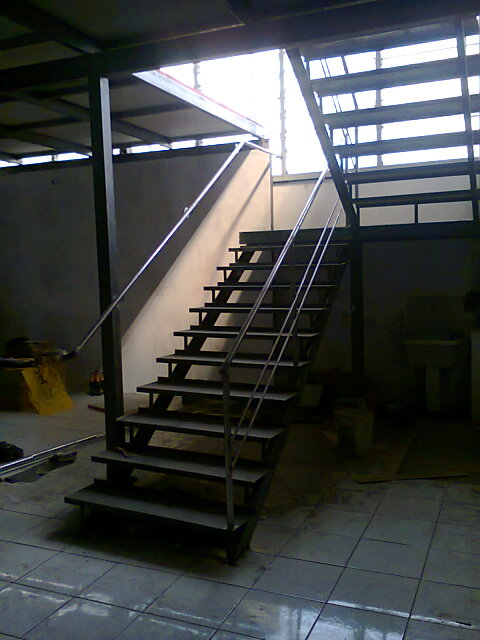 Escada sob encomenda