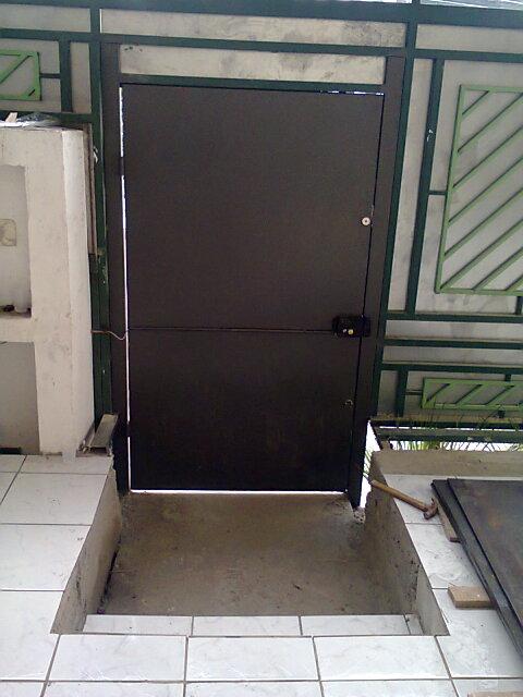 Portão Reforçado Finalizado